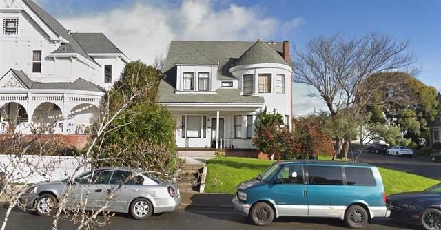 740 York Street, Vallejo, CA 94590 (#22031557) :: Golden Gate Sotheby's International Realty