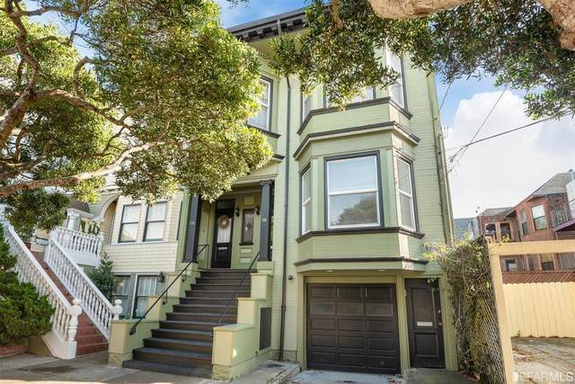178 9th Avenue, San Francisco, CA 94118 (#511781) :: The Lucas Group