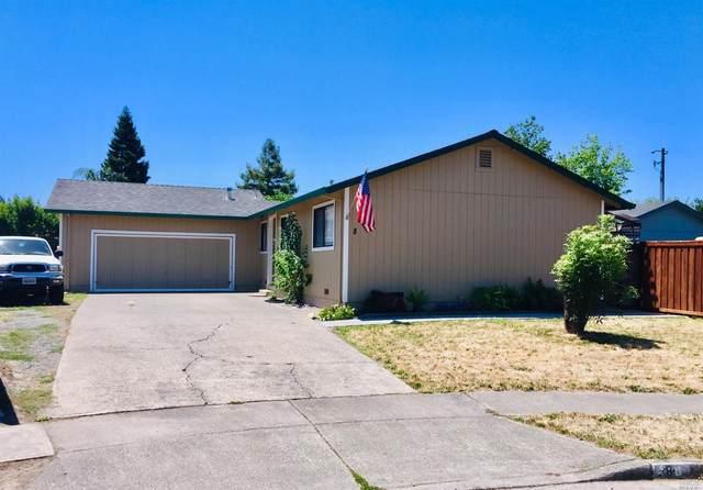 8 Cherokee Court, Santa Rosa, CA 95403 (#22014598) :: Golden Gate Sotheby's International Realty