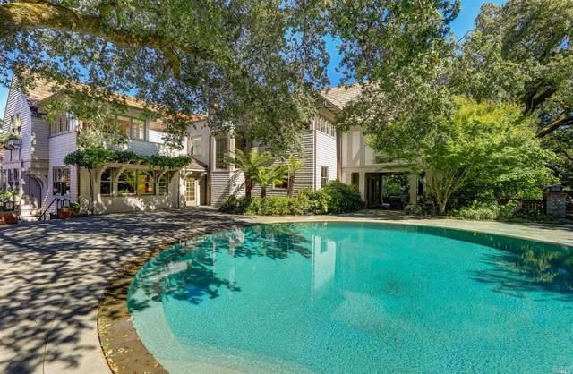 37 Upper Road, Ross, CA 94957 (#22014551) :: Rapisarda Real Estate