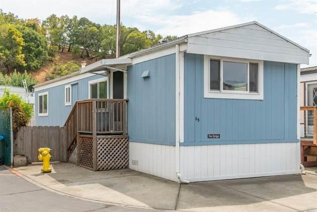 1530 Armstrong Avenue #65, Novato, CA 94945 (#22019513) :: Golden Gate Sotheby's International Realty