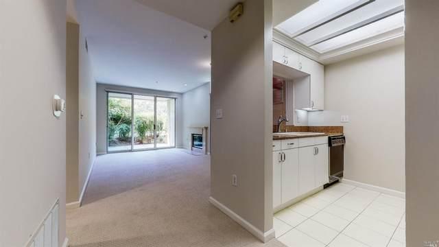 400 Deer Valley Road 2J, San Rafael, CA 94903 (#22021106) :: Rapisarda Real Estate