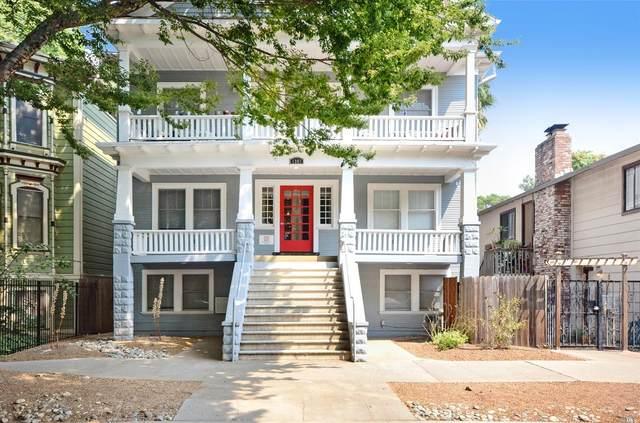 1307 G Street, Sacramento, CA 95814 (#22023223) :: Jimmy Castro Real Estate Group