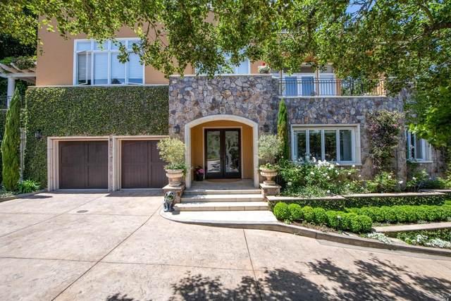 373 Sausalito Boulevard, Sausalito, CA 94965 (#22023577) :: Corcoran Global Living