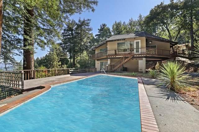 375 Crown Road, Kentfield, CA 94904 (#22022900) :: Team O'Brien Real Estate