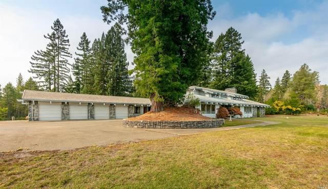 25600 Soda Springs Road, Annapolis, CA 95412 (#22024688) :: Rapisarda Real Estate