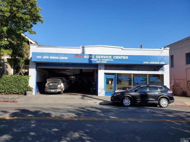 1012 Lincoln Avenue, San Rafael, CA 94901 (#22025486) :: W Real Estate | Luxury Team