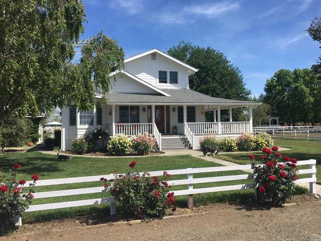 5949 Silveyville Road, Dixon, CA 95620 (#22026363) :: The Abramowicz Group
