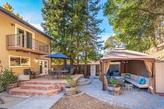116 Parkview Lane, Napa, CA 94558 (#22026625) :: The Lucas Group