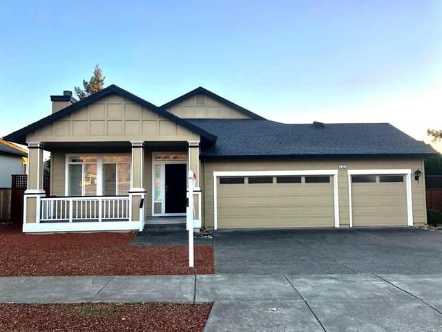 5702 Raters Drive, Santa Rosa, CA 95409 (#22027132) :: Team O'Brien Real Estate