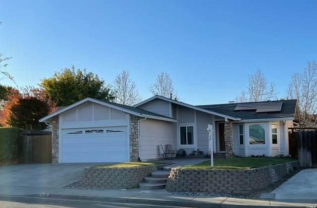 509 Silverado Circle, Fairfield, CA 94534 (#22029454) :: Team O'Brien Real Estate