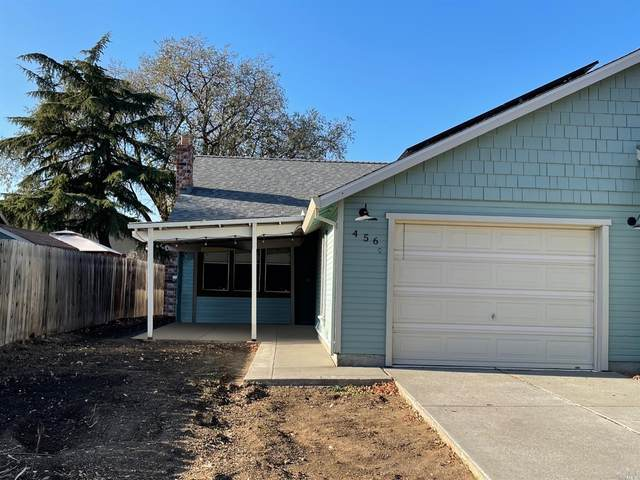 456 Temple Drive, Vacaville, CA 95687 (#22030162) :: HomShip