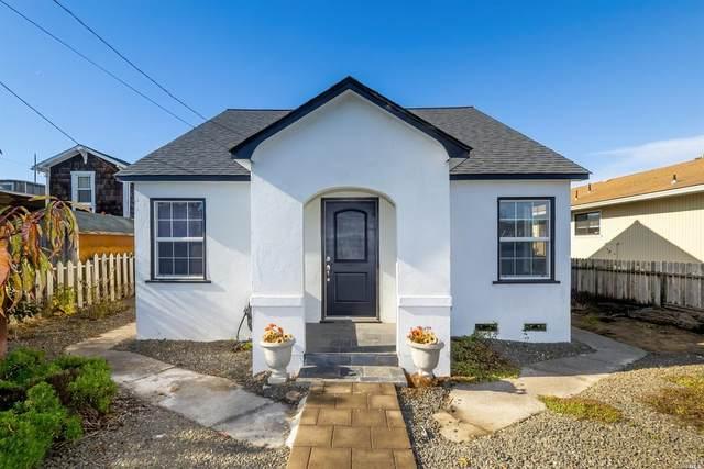 121 Wall Street, Fort Bragg, CA 95437 (#22030531) :: W Real Estate | Luxury Team