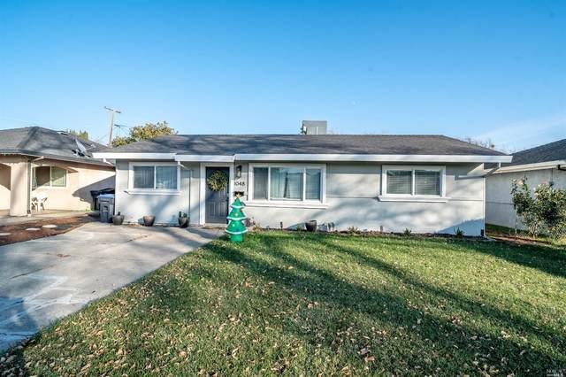 1048 Pierce Street, Fairfield, CA 94533 (#22031237) :: Team O'Brien Real Estate