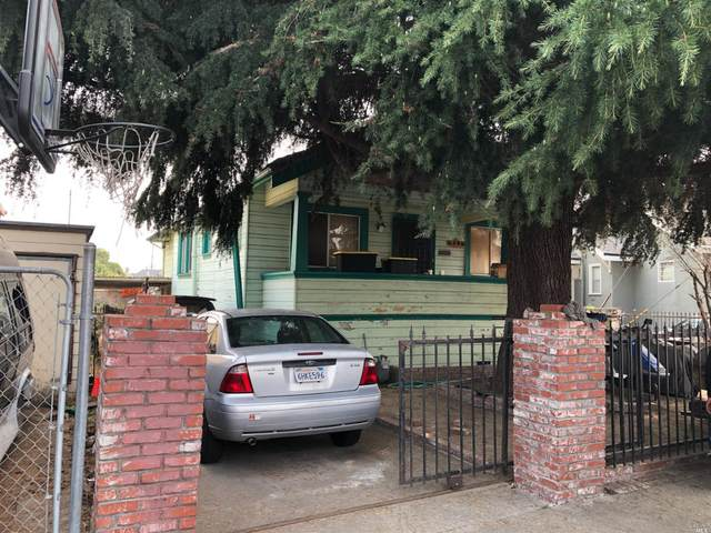 5385 Wentworth Avenue, Oakland, CA 94601 (#22031301) :: Rapisarda Real Estate