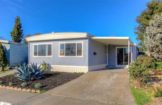 45 Charro Drive, Santa Rosa, CA 95401 (#22031635) :: Team O'Brien Real Estate