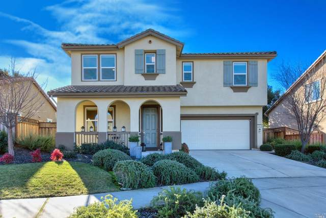 865 Erin Way, Napa, CA 94559 (#22031551) :: Hiraeth Homes