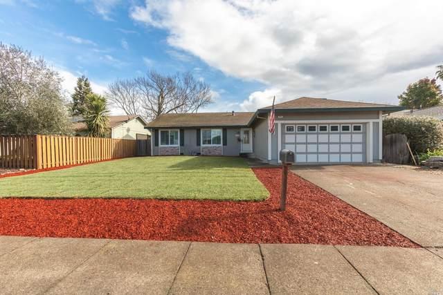 973 Elizabeth Avenue, Rohnert Park, CA 94928 (#22031900) :: Team O'Brien Real Estate