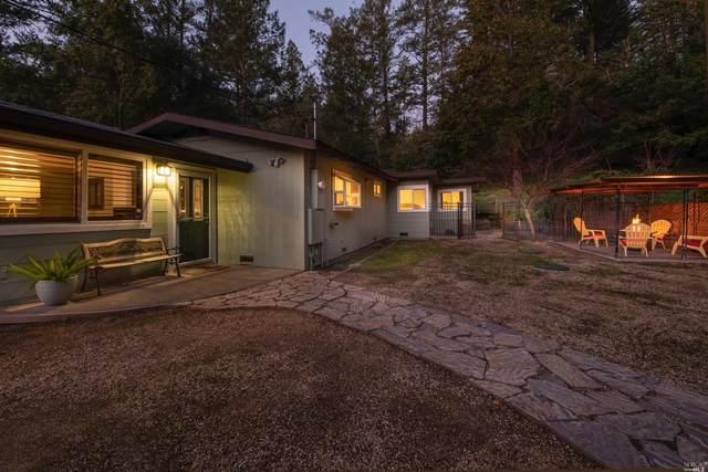 3215 Canyon Creek Lane, Santa Rosa, CA 95404 (#22031971) :: HomShip