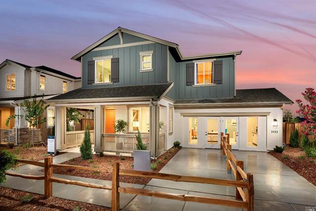 2573 Francisco Avenue, Santa Rosa, CA 95403 (#22032142) :: Team O'Brien Real Estate