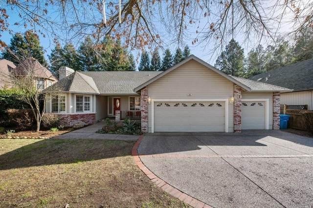 498 Jenifer Court, Santa Rosa, CA 95404 (#22031114) :: Corcoran Global Living