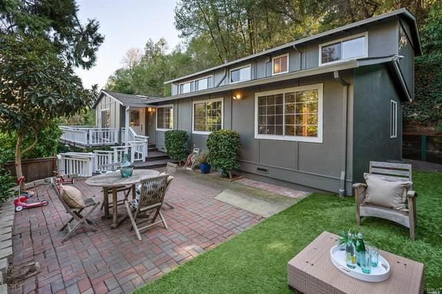 33 Carlson Court, San Anselmo, CA 94960 (#22031806) :: Team O'Brien Real Estate