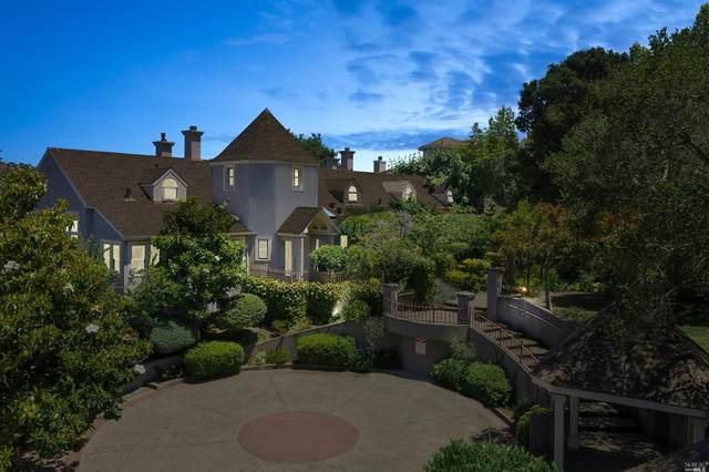 18 Laurel Avenue, Belvedere, CA 94920 (#22032274) :: W Real Estate   Luxury Team