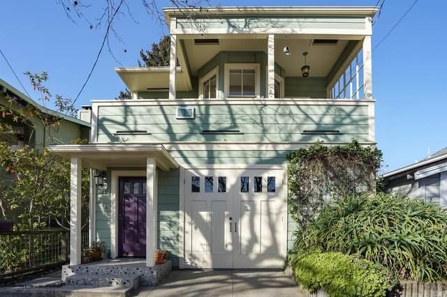 617 C Street, San Rafael, CA 94901 (#22031983) :: W Real Estate | Luxury Team