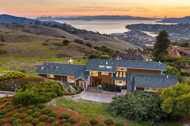4 Heathcliff Drive, Tiburon, CA 94920 (#22031191) :: W Real Estate   Luxury Team