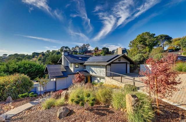 16 Mark Terrace, Tiburon, CA 94920 (#22031641) :: Team O'Brien Real Estate