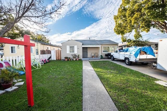 209 Shasta Street, Vallejo, CA 94590 (#22032327) :: The Lucas Group