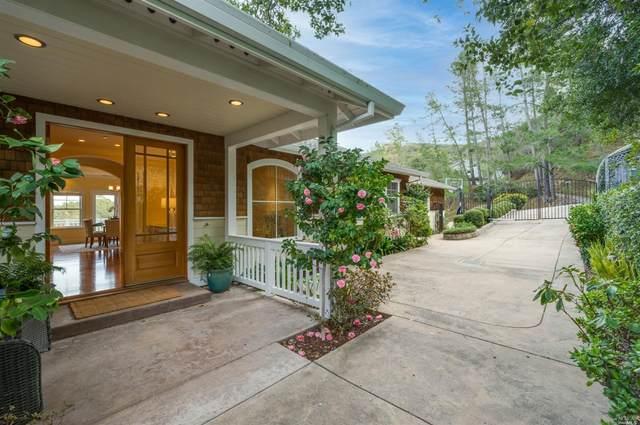 30 Sunny Oaks Drive, San Rafael, CA 94903 (#22030799) :: Hiraeth Homes