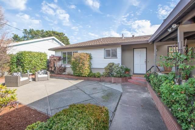 31 Lakeside Drive, Corte Madera, CA 94925 (#22032405) :: Team O'Brien Real Estate