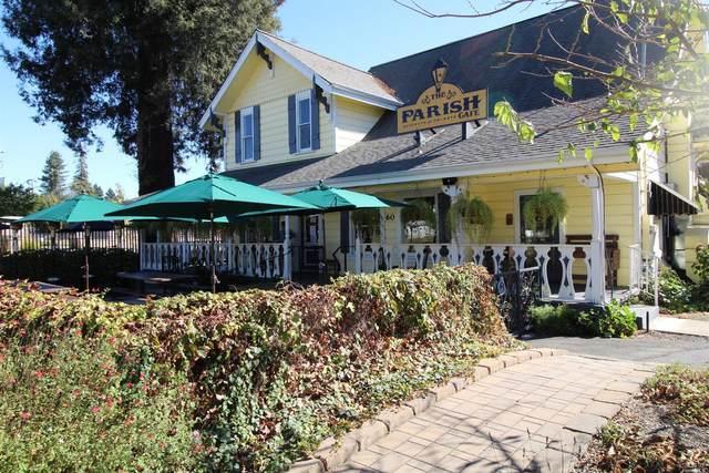 60 Mill Street, Healdsburg, CA 95448 (#22032846) :: RE/MAX GOLD