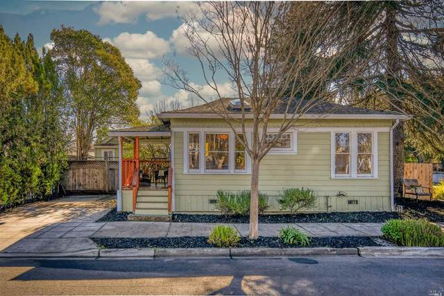 1535 H Street, Napa, CA 94559 (#22032847) :: Team O'Brien Real Estate