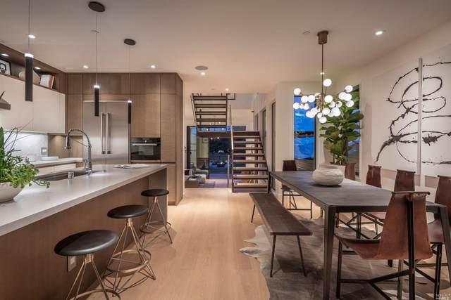 211 West Street, Sausalito, CA 94965 (#22032677) :: Corcoran Global Living