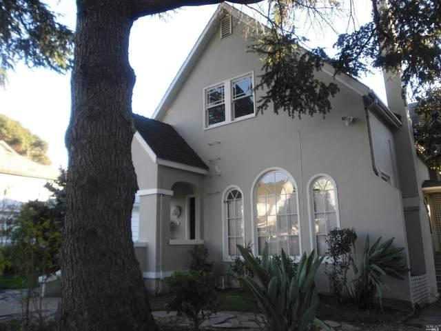 733 York Street, Vallejo, CA 94590 (#22033083) :: RE/MAX GOLD