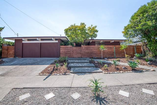 715 Del Ganado Road, San Rafael, CA 94903 (#22031602) :: Corcoran Global Living
