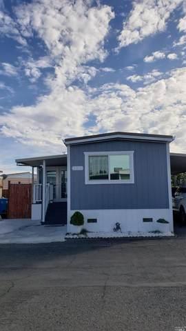 133 San Miguel Road, Vallejo, CA 94590 (#22033168) :: Team O'Brien Real Estate