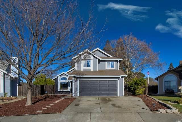 2424 Topgallant Court, Fairfield, CA 94534 (#22033189) :: Team O'Brien Real Estate