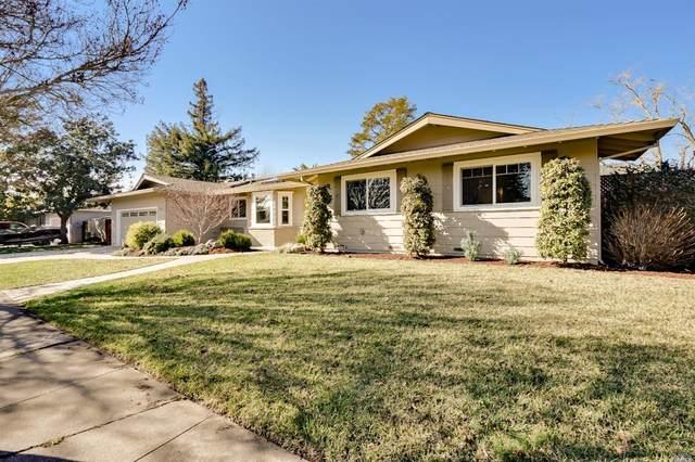 1311 Shady Oak Place, Santa Rosa, CA 95404 (#22032625) :: Team O'Brien Real Estate