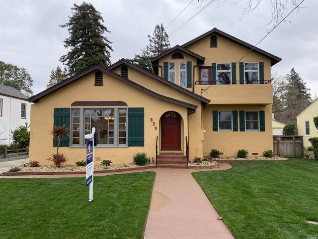 220 S Jefferson Street, Napa, CA 94559 (#22032678) :: Team O'Brien Real Estate