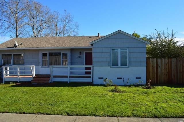 1358 Corby Avenue, Santa Rosa, CA 95407 (#22033422) :: W Real Estate | Luxury Team