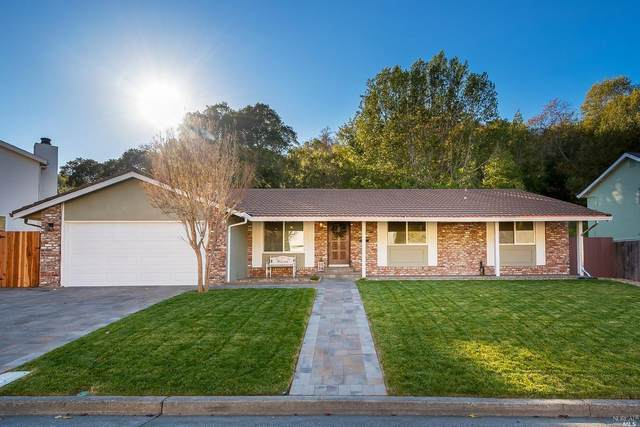 112 Santa Maria Drive, Novato, CA 94947 (#22033275) :: Team O'Brien Real Estate