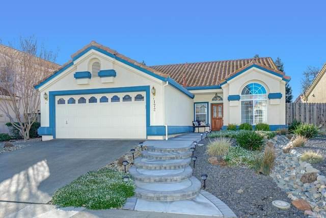 172 Suncrest Way, Vacaville, CA 95688 (#22033319) :: Intero Real Estate Services