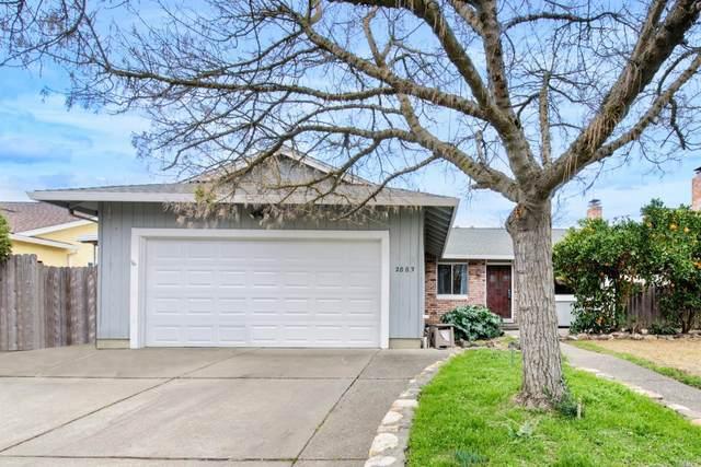 2883 Cypress Circle, Fairfield, CA 94533 (#22033518) :: Intero Real Estate Services