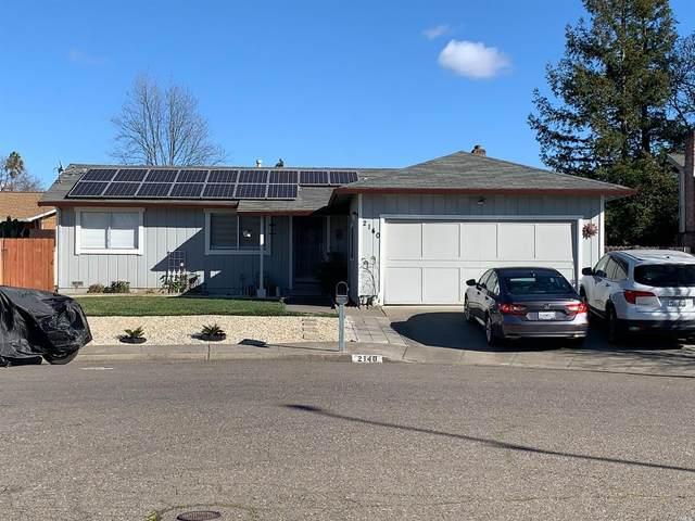 2140 Ames Court, Santa Rosa, CA 95407 (#22033206) :: Team O'Brien Real Estate