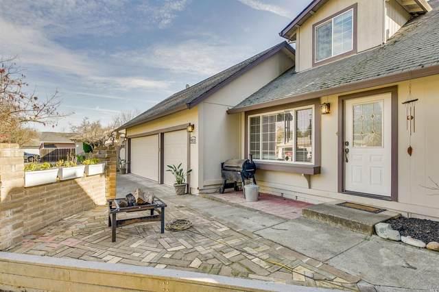 4413 Dove Court, Napa, CA 94558 (#22033368) :: Intero Real Estate Services