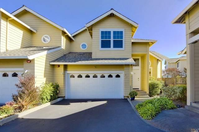 51 Dowitcher Way, San Rafael, CA 94901 (#22033661) :: Hiraeth Homes