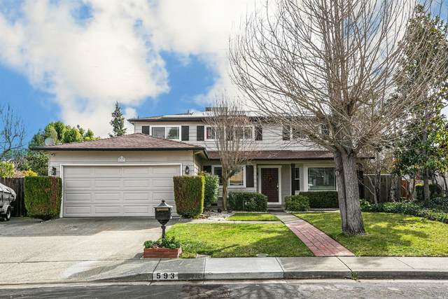 593 Ridgewood Drive, Vacaville, CA 95688 (#22033731) :: Jimmy Castro Real Estate Group